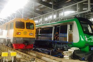 Đường sắt Cát Linh - Hà Đông chưa thể khai thác từ 1-4-2019