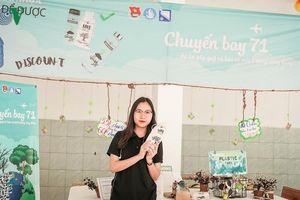 Tuổi trẻ Đà Nẵng nói không với chai nhựa