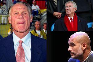 Top 10 HLV vĩ đại nhất thế giới: Pep Guardiola kém Sir Alex 3 bậc