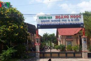 Tiền Giang: Mới ra tù, thuê khách sạn tàng trữ chất ma túy