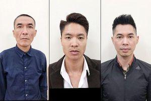 Khởi tố 3 đối tượng đánh phóng viên trên địa bàn quận Cầu Giấy
