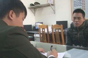 Tạm giữ hình sự đối tượng đăng tin sai sự thật tại Bắc Ninh