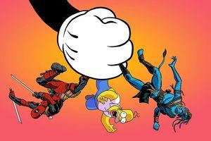 Fox chính thức về tay Disney từ 20/3