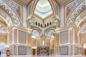 Cung điện tổng thống đẹp nao lòng chính thức mở cửa cho khách du lịch