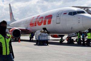 Chiếc 737 Max của Lion Air suýt gặp nạn 1 ngày trước khi rơi