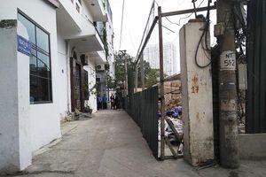Mâu thuẫn tại dự án tòa nhà Tecos Building, phường Láng Thượng: Chưa tìm được tiếng nói chung