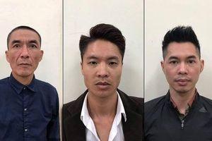 Khởi tố 3 đối tượng hành hung phóng viên