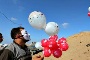 Không quân Israel tấn công vị trí của Hamas ở Gaza