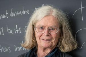 Người phụ nữ đầu tiên giành giải thưởng toán học Abel