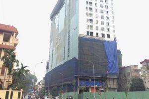 Hà Nội: Công khai 43 công trình vi phạm trật tự xây dựng