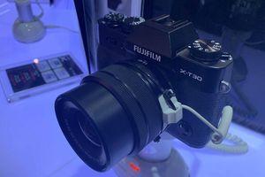 Fujifilm ra mắt máy ảnh X-T30 tăng khả năng quay phim 4K