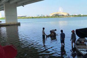 Tìm thấy thi thể kỹ sư xây dựng trên sông Hàn