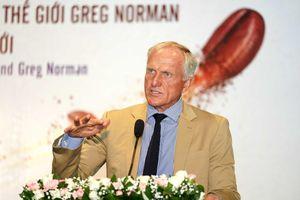 Greg Norman giúp phát triển golf Việt Nam