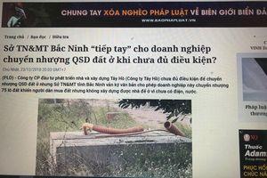 Bắc Ninh: Khởi tố vụ án lừa đảo liên quan đến Dự án Khu đô thị mới Quế Võ