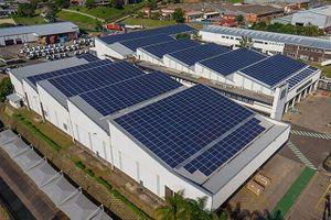 Điện mặt trời áp mái - lựa chọn hợp lý trong phát triển NLTT