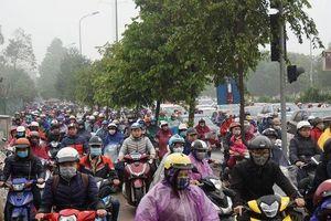 Ba bước để cấm hẳn xe máy trong trung tâm Hà Nội