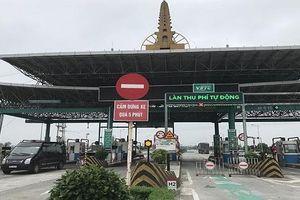 Trạm BOT Mỹ Lộc thu phí trở lại sau hơn 7 tháng xả trạm