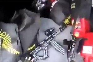 Thêm 1 người bị cáo buộc chia sẻ video livestream vụ xả súng