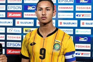 Choáng với thân thế 'siêu khủng' của cầu thủ sắp đối đầu U23 Việt Nam
