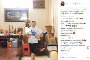 Mời bạn gặp gỡ cậu bạn người Việt cover 'Sally Walker' được đích thân Iggy Azalea đăng lên Instagram