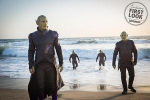 Giả thuyết: Captain Marvel đã nhá hàng kẻ phản diện chủ chốt gây nên sự kiện Secret Invasion!