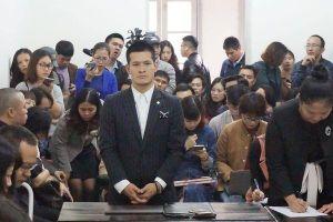 Đạo diễn Việt Tú: 'Hôm nay là ngày đáng nhớ không chỉ riêng tôi mà cho tất cả các nghệ sĩ hiểu được giá trị của sự sáng tạo, quyền sở hữu trí tuệ'