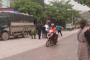 Hải Dương: Ngã ra đường sau va chạm, thanh niên bị ô tô tải cán tử vong