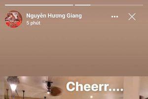 Đăng ảnh đi ăn tối cùng NSX, Hương Giang đang úp mở việc ngồi ghế nóng Next Top Model?