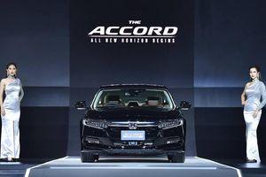 Honda Accord 2019 ra mắt tại Thái Lan, chờ ngày về Việt Nam