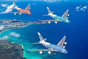 ANA nhận máy bay khổng lồ A380