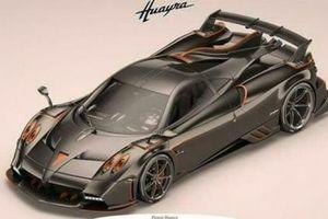 Huayra Dragon là siêu xe đường phố 'điên rồ' nhất mà Pagani từng sản xuất
