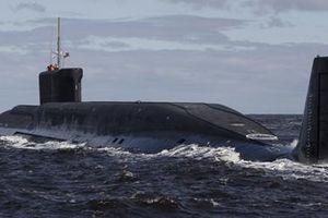 Nga công bố video về siêu tàu ngầm mang 300 đầu đạn hạt nhân