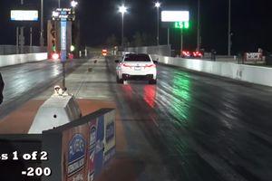 BMW M5 Competition 700 mã lực hoàn thành 1/4 dặm trong 10,24 giây