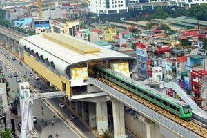 Hà Nội chuẩn bị vận hành thương mại tuyến đường sắt Cát Linh - Hà Đông