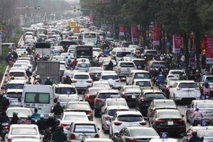 Hà Nội dự kiến hạn chế đăng ký xe máy mới, hỗ trợ người dân mua xe máy cũ