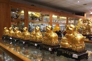 Giá vàng tiếp đà đi lên nhờ đồng USD suy yếu