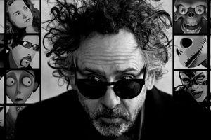 Tim Burton: 'Quái kiệt' với trí tưởng tượng không biên giới