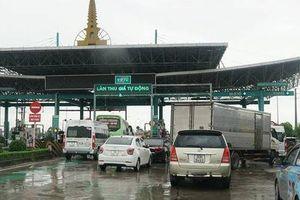 Hôm nay, trạm BOT Mỹ Lộc thu phí trở lại