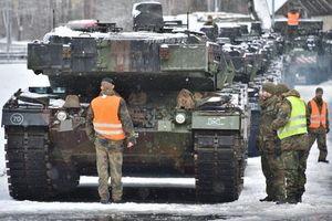 Quân đội Đức 'gọi tái ngũ' số lượng lớn xe tăng Leopard 2A5