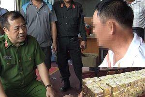 Phá đường dây 500 kg ma túy từ Lào vào TP.HCM
