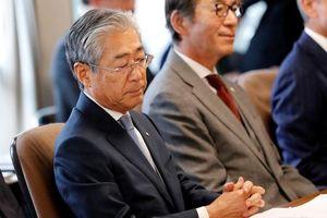 Chủ tịch Ủy ban Olympic Nhật Bản bất ngờ từ chức