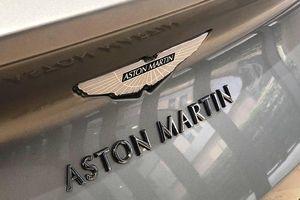 Xe siêu sang Aston Martin gia nhập thị trường Việt