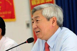 Phó ban Đường sắt đô thị TP.HCM Hoàng Như Cương về VN
