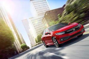 Honda ra mắt mẫu Civic 2019 mới đậm chất thể thao