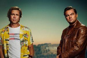 Leonardo Dicaprio, Brad Pitt hóa đôi bạn kỳ quặc trong trailer thú vị
