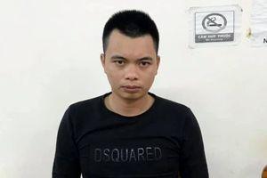 Tên cướp bắn 2 phát trúng đầu tài xế taxi ra đầu thú