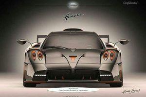 Siêu xe Pagani Huayra phiên bản Rồng sắp ra mắt, giới hạn 5 chiếc