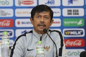 HLV U23 Indonesia khẳng định muốn đánh bại U23 Việt Nam