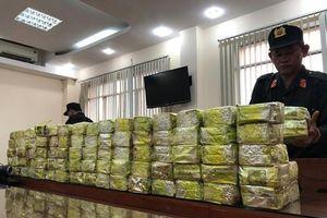 Triệt phá đường dây tội phạm ma túy xuyên quốc gia cực lớn