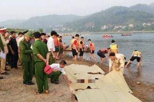 Hòa Bình: Đã xác định được danh tính 8 học sinh đuối nước
